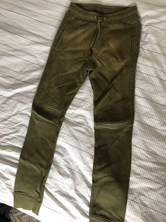 Balmain Balmain Khaki Joggers Size US 29