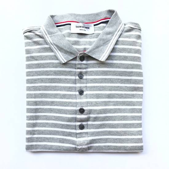 Thom Browne Get 2 Thom Browne Short Sleeve Polo Shirt Size US S / EU 44-46 / 1 - 1