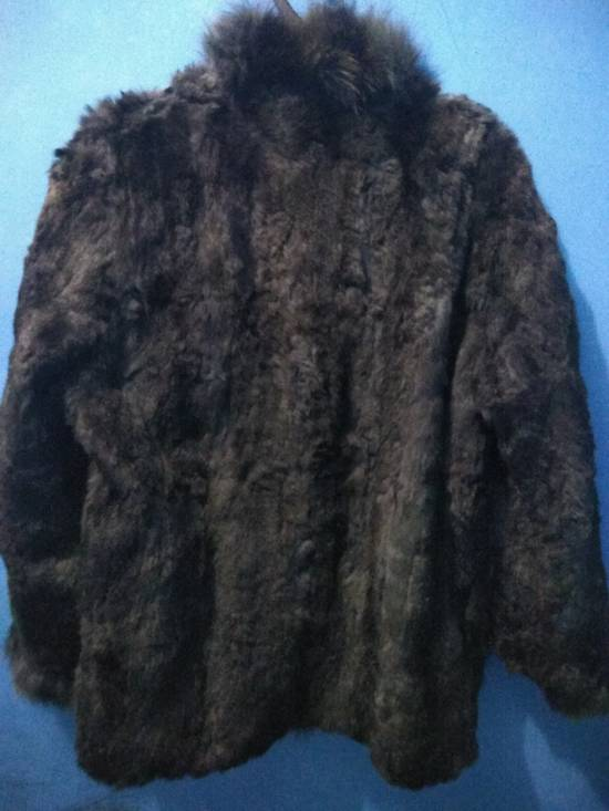 Balmain Balmain foux furr jacket reversible rare Size US L / EU 52-54 / 3 - 1