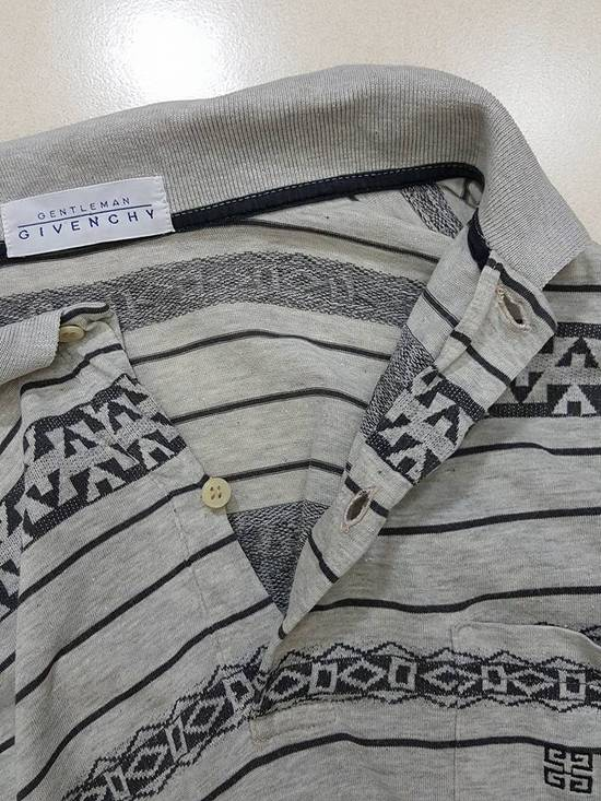 Givenchy MADE IN ITALY GIVENCHY Aztec Polo Size US M / EU 48-50 / 2 - 11