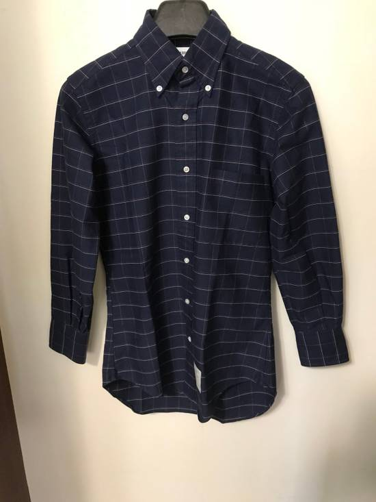 Thom Browne Plaid Shirt Size US XS / EU 42 / 0
