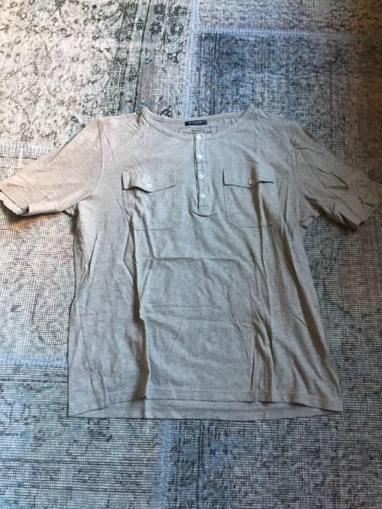 Balmain Balmain grey tee shirt Size US M / EU 48-50 / 2