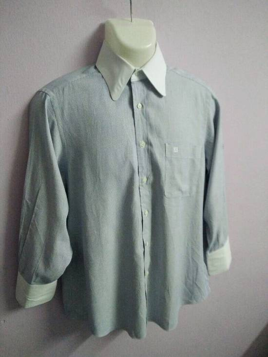 Givenchy Givenchy Oxford Shirt Button Down French Luxury Fashion House Monsieur by Givenchy Clean and Awesome Condition !! Size US L / EU 52-54 / 3 - 9