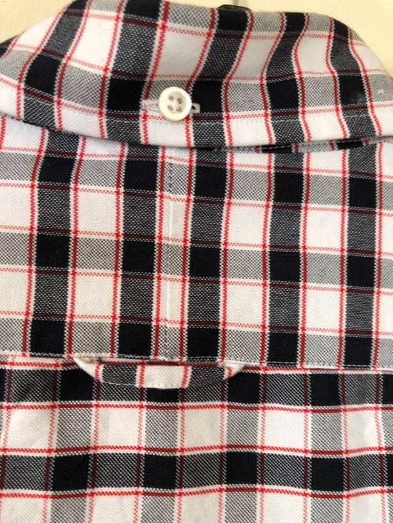 Thom Browne Check Shirt Size US L / EU 52-54 / 3 - 2