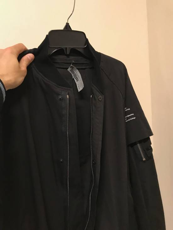 Julius 577BLM2-P Viscose Type Writer Cloth Jacket Size US L / EU 52-54 / 3 - 9