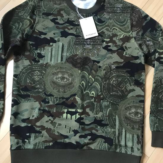 Givenchy Givenchy Camo Sweatshirt S Cuban New With Tags Size US S / EU 44-46 / 1 - 7