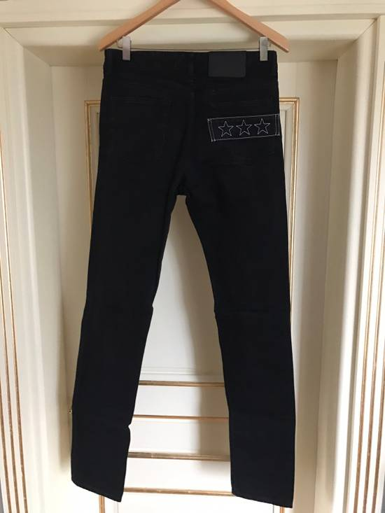 Givenchy 3 star Jeans in black Size US 30 / EU 46 - 2