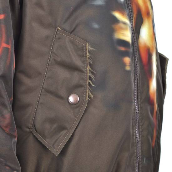 Givenchy Brown Padded Bomber Jacket Size US M / EU 48-50 / 2 - 4