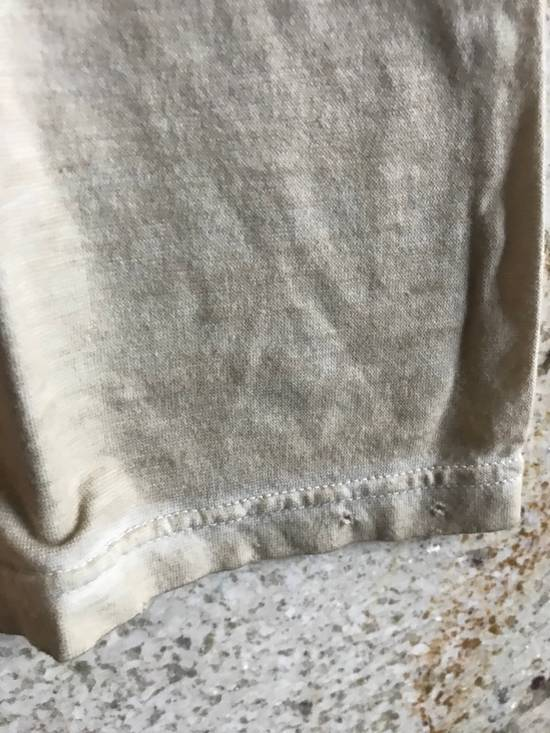 Balmain Distressed Khaki LS Tes Size US XL / EU 56 / 4 - 11