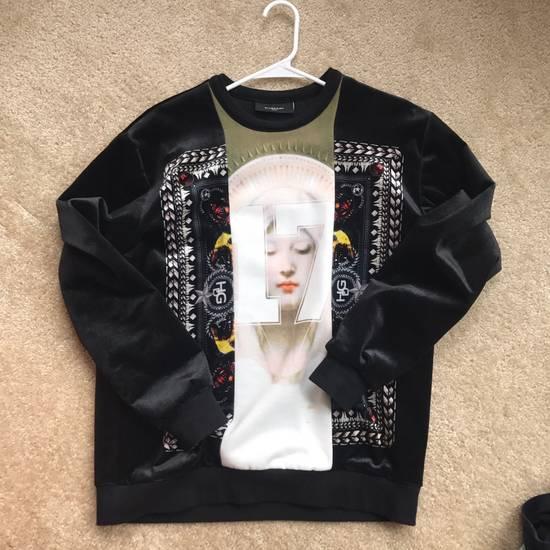 Givenchy All Velvet Sweat Fits Like m Size US XXS / EU 40