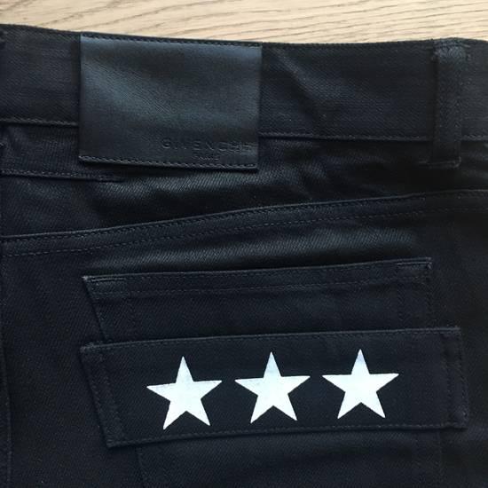 Givenchy Star Jeans Size US 32 / EU 48 - 2