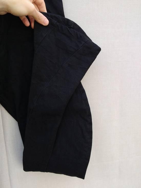 Julius Black Curved Seam Jeans Size US 30 / EU 46 - 5