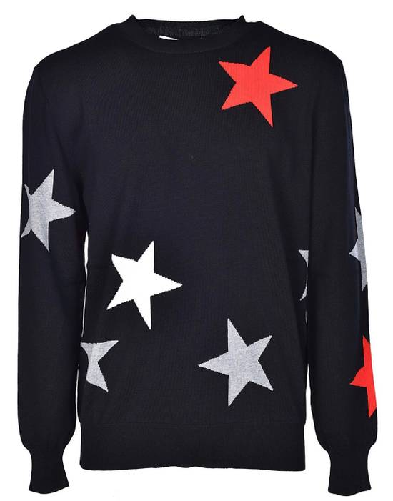 Givenchy Brand New Givenchy Star Embroidered Sweater Size US L / EU 52-54 / 3