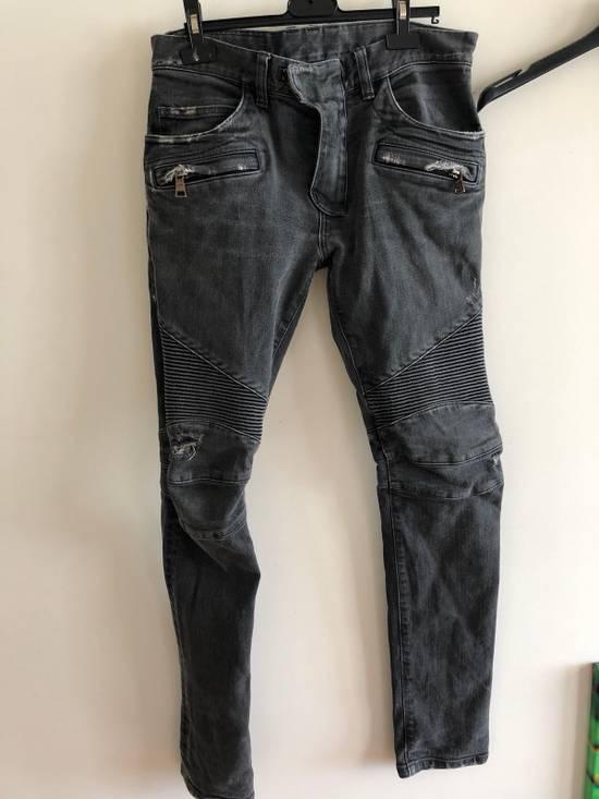 Balmain Balmain Biker Jeans (if Not Sold By Wednesday I Keep Them) Size US 28 / EU 44