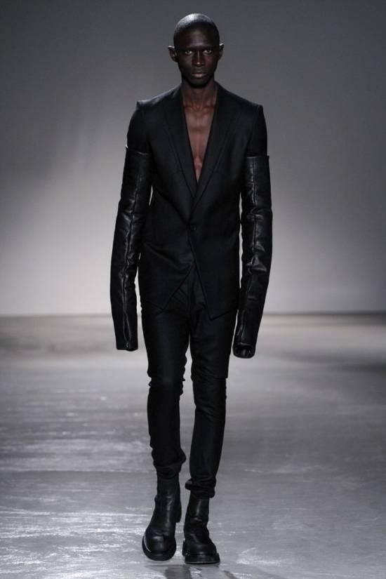 Julius Wool Paneled Blazer Size 36R - 8