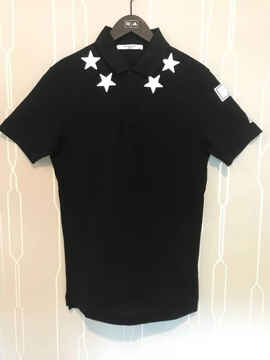 Givenchy Givench Star Patch Polo Size US M / EU 48-50 / 2