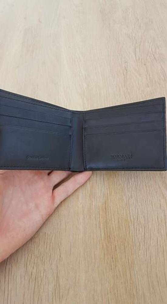 Balmain Safiyan Leather Balmain wallet Size ONE SIZE - 2