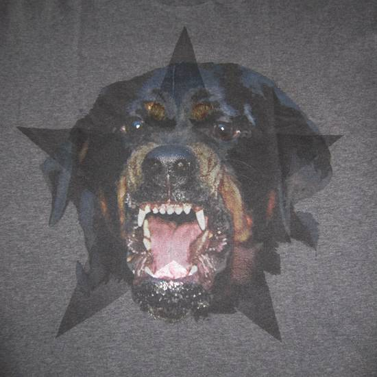 Givenchy Givenchy Star Rottweiler Jersey Oversized T-Shirt Size US M / EU 48-50 / 2 - 1