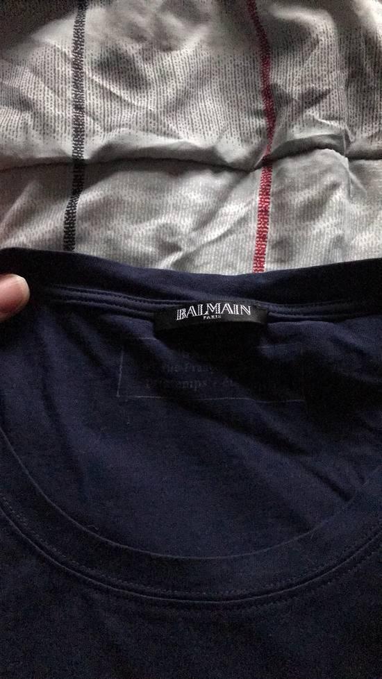 Balmain Balmain Logo T-shirt Size US L / EU 52-54 / 3 - 1