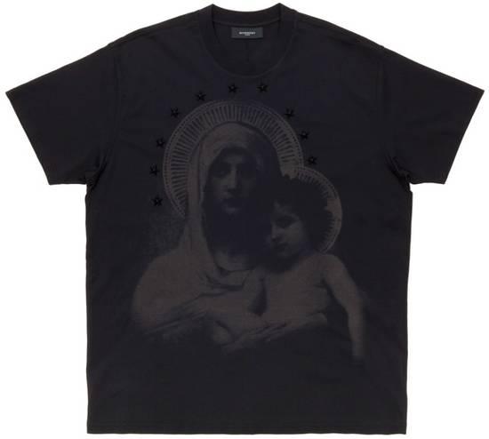 Givenchy Black Madonna Shirt Size US S / EU 44-46 / 1 - 6