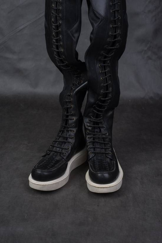 Givenchy AW11 extra high boots Size US 11.5 / EU 44-45 - 3