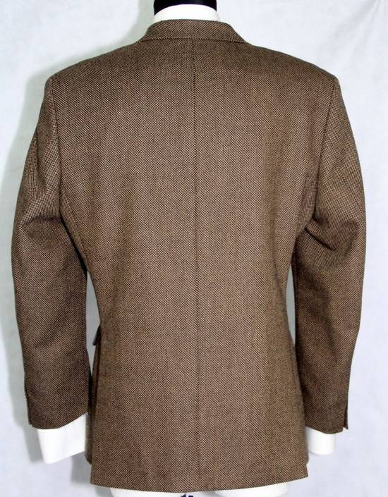 Balmain TWEED WOOL BLAZER JACKET Size 42R - 4