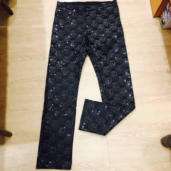 Levi's Vintage Clothing Levis x Damien Hirst x the Andy Warhol x Swarovski crystal Jeans Size US 34 / EU 50 - 4