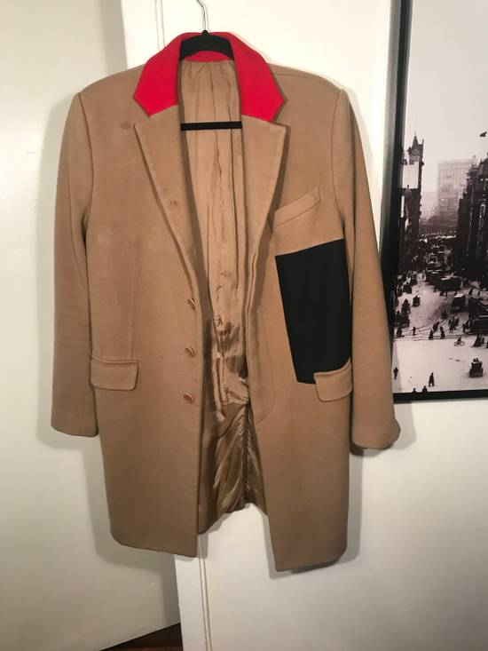 Givenchy Givenchy Cashmere Cashmere Color Block Coat Size US M / EU 48-50 / 2 - 2