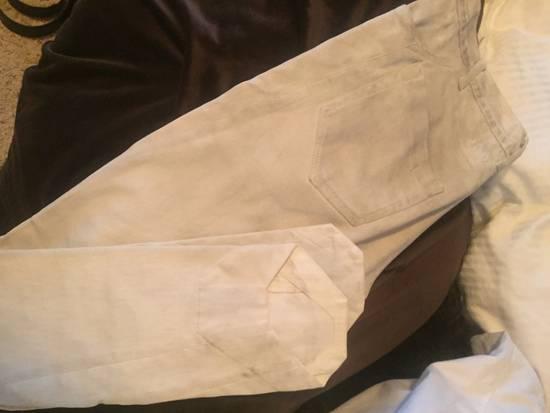 Julius Off white Moto Jean Size US 30 / EU 46 - 1