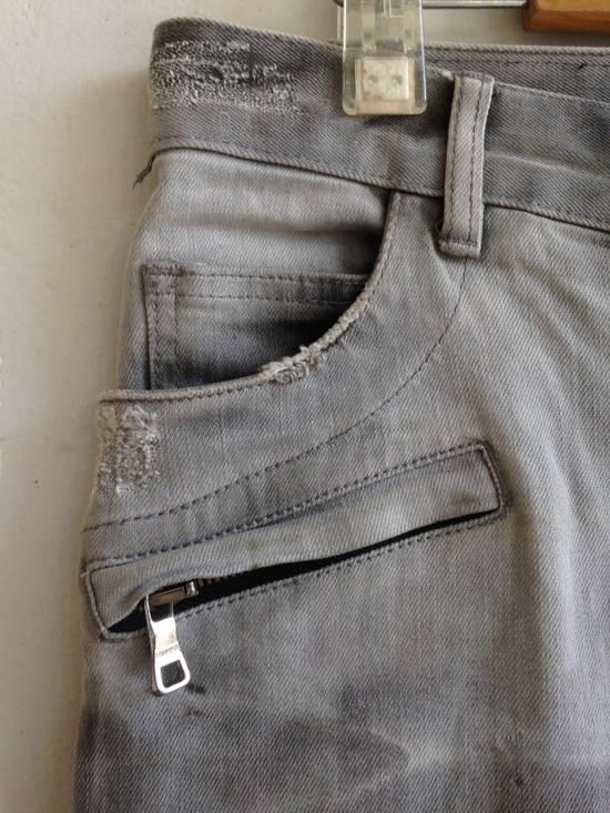Balmain Balmain Biker Jeans Size US 32 / EU 48 - 6