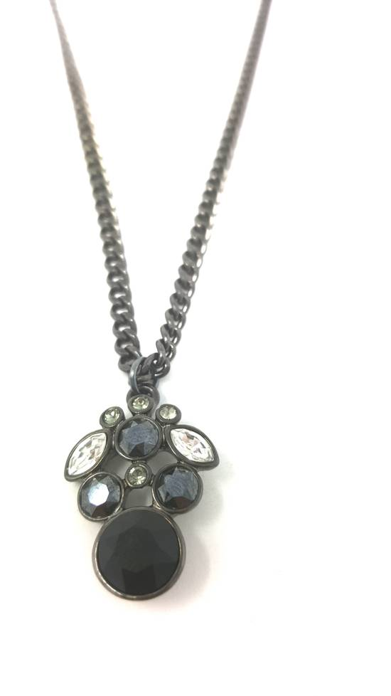 Givenchy Double sided gun metal necklace Size ONE SIZE - 13