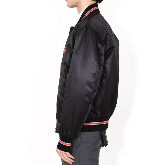 Givenchy CONTRASTED BANDS BOMBER JACKET Size US M / EU 48-50 / 2 - 3