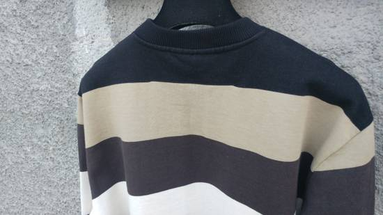 Givenchy $795 Givenchy American Flag Stripe Rottweiler Oversized Sweater size XXS (L) Size US L / EU 52-54 / 3 - 11