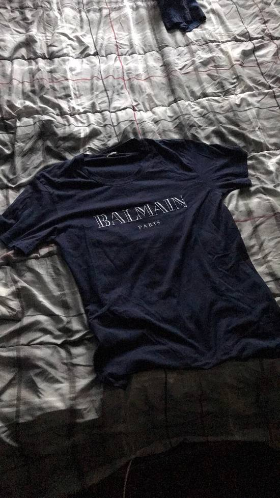 Balmain Balmain Logo T-shirt Size US L / EU 52-54 / 3 - 2