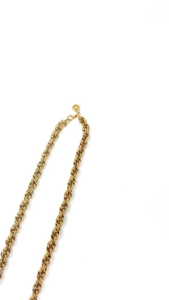 Givenchy Gold Plated necklace Size ONE SIZE - 4