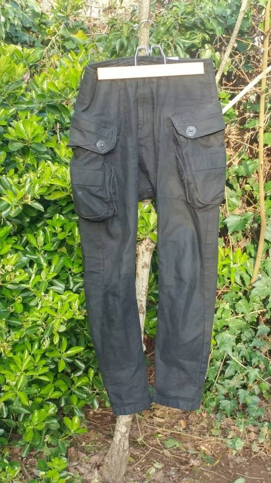 Julius Gas Mask Cargo Pants from Goth_IK; size 1 Size US 29