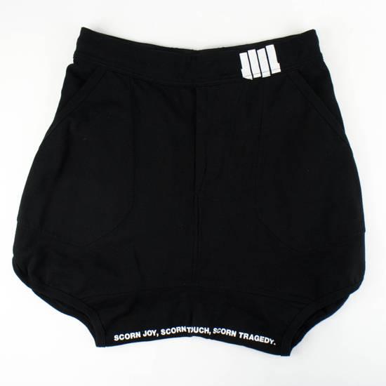 Julius Men's Black Cotton Crotch Shorts Size 2/S Size US 32 / EU 48