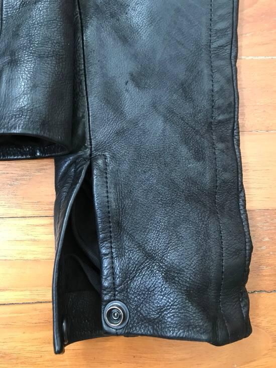 Julius SS12 Edge leather jacket Size US S / EU 44-46 / 1 - 6