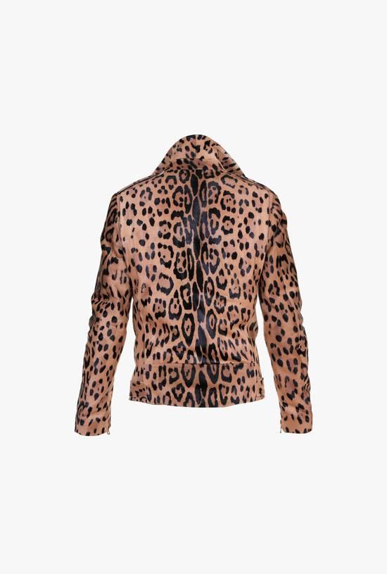 Balmain Balmain leater biker leopard jacket BNWT size 46 Size US S / EU 44-46 / 1 - 2