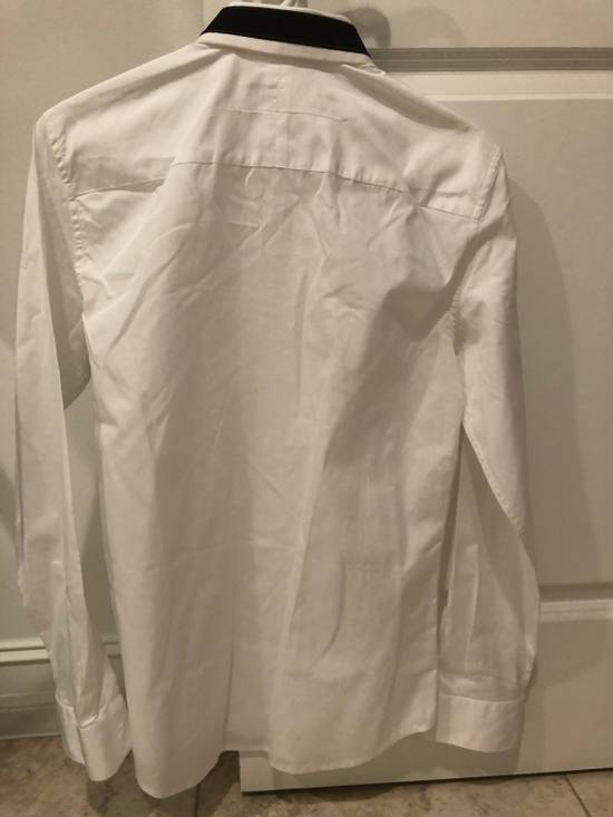 Givenchy White Long Sleeve Star Collar Size US S / EU 44-46 / 1 - 2