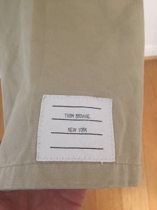 Thom Browne RRP$760 chinos with cosgrain Size US 30 / EU 46 - 2
