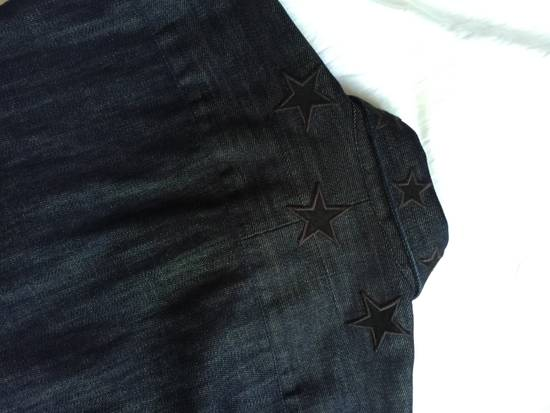 Givenchy FINAL DROP GIVENCHY Denim Double Star Collar Shirt Size US M / EU 48-50 / 2 - 5