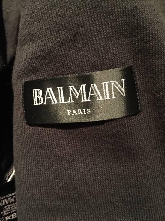 Balmain Biker Jacket Size US S / EU 44-46 / 1 - 5