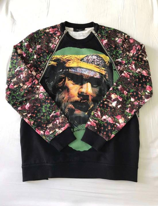 Givenchy Oversize Floral Print Sweater Size US S / EU 44-46 / 1