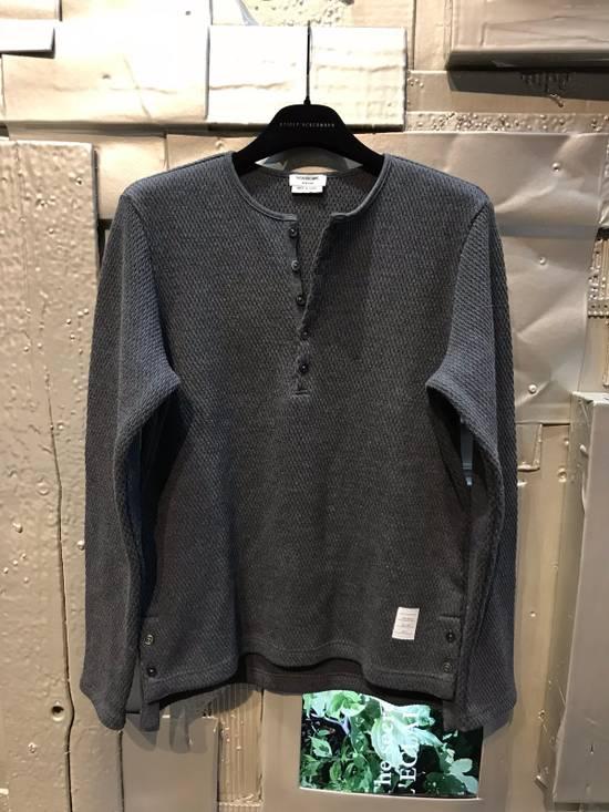 Thom Browne Thom Browne Long Sleeve Top Size US S / EU 44-46 / 1