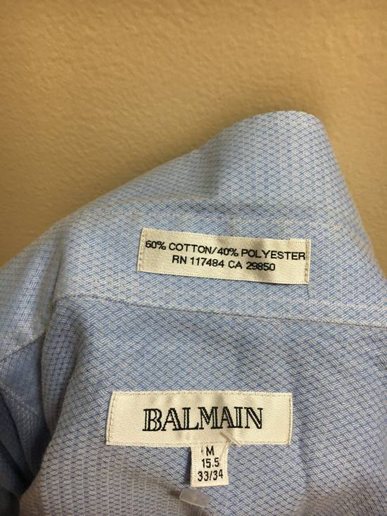 Balmain Balmain vintage button up shirt Size US M / EU 48-50 / 2 - 1