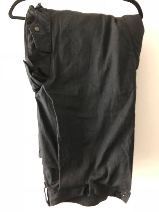 "Julius ""FINAL SALE"" NEW WITH TAG, GAS-MASK CARGO PANTS ""RARE"" Size US 34 / EU 50 - 10"