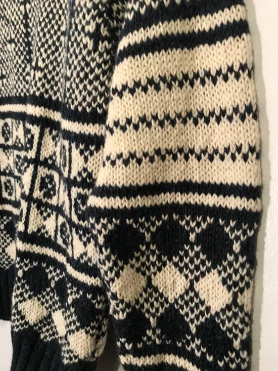 Thom Browne Jacquard-Knit Wool and Mohair-Blend Fairisle Sweater Size US M / EU 48-50 / 2 - 2