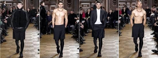 Givenchy FW10 SKIRT SHORTS Size US 28 / EU 44 - 2