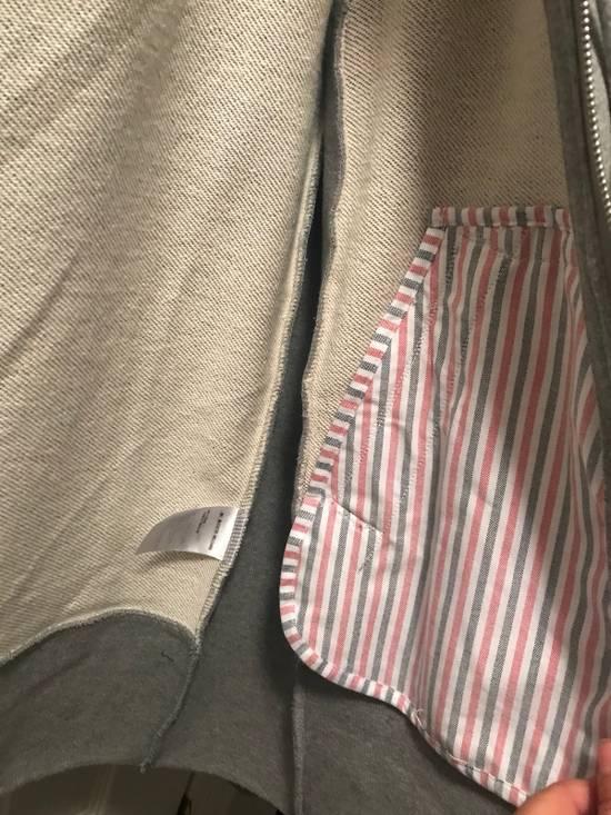 Thom Browne Classic Grey Zip Up Hoodie Size US L / EU 52-54 / 3 - 10